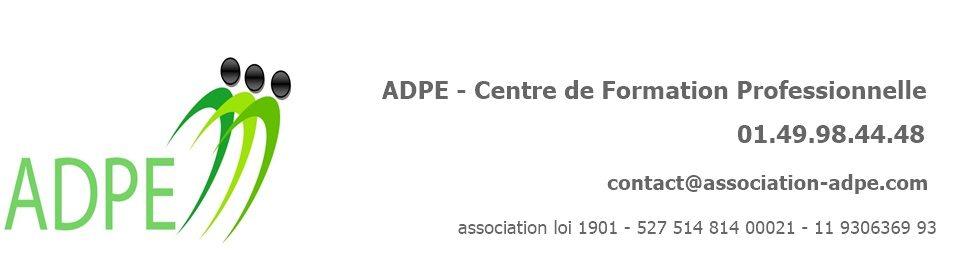 ADPE – Centre de formation professionelle